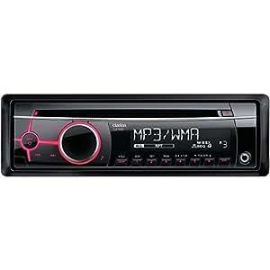 Clarion CZ102 CD/MP3/WMA Receiver