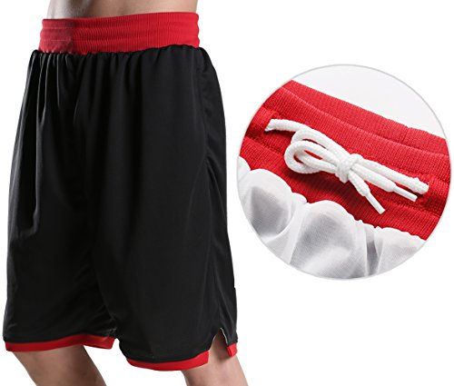 ショートパンツ メンズ スポーツ ハーフパンツ FOR ランニング フィットネス 10色 [メンズ] (イーヨウ)EU