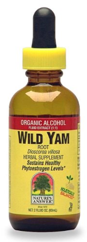 Nature's Answer Wild Yam Root, 2-Ounce