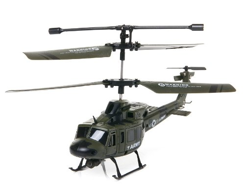 UdiR/C U806A 3.5-Channel Infrared RC Mini Helicopter with Built-in Gyroscope