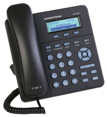 Bundle 2 Grandstream GXP1400 Small-Medium Business HD IP Phone