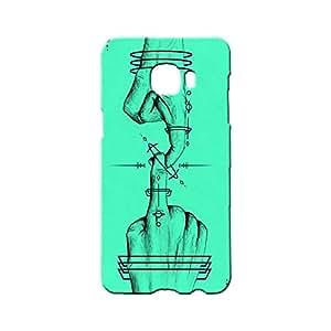 BLUEDIO Designer Printed Back case cover for Samsung Galaxy C7 - G5283