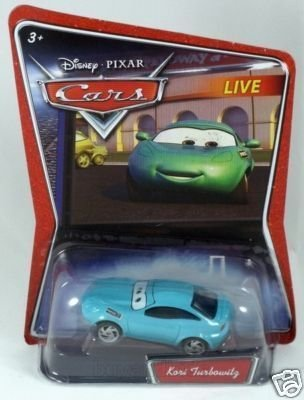 Kori Turbowitz Disney Pixar Cars 1:55 Scale Mattel minicar model car die cast [ parallel import ] - 1