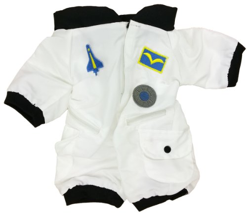"Space Suit Fits Most 14"" - 18"" Build-a-bear, Vermont Teddy Bears, and Make Your Own Stuffed Animals - 1"