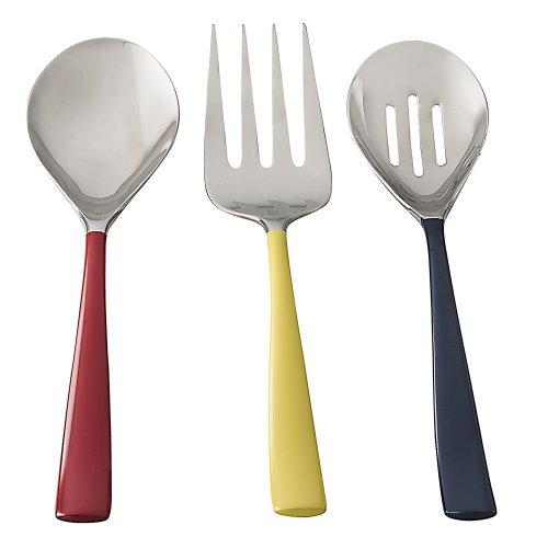 Fiesta 3-Piece Hacienda Enamel Hostess Set