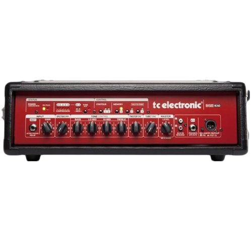 Tc Electronics Bh500 500-Watt Bass Amplifier Head