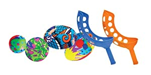 Splash Sports Pack - 7 Piece Pool Party Pack by Prime Time Toys