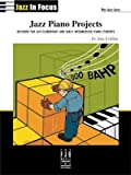 Jazz Piano Projects (1569396248) by Ann Collins