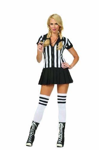 Women's Umpire Costume
