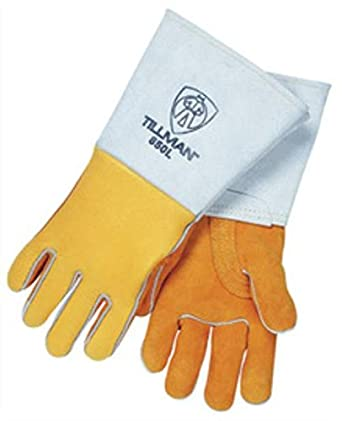 Tillman Medium Hi-Viz Orange and Gray TrueFit Top