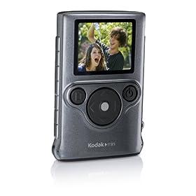 Kodak ZM1 MINI Pocket Video Videocámaras baratas Cheap camcorders