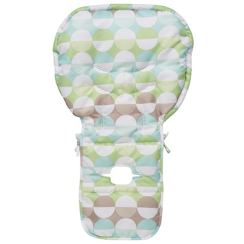 Babies R Us High Chair Cover - Dots