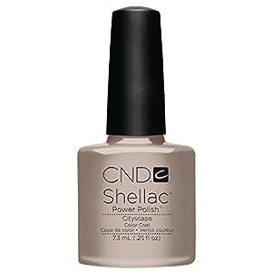 CND Shellac Nail Polish, Cityscape, 0.25 fl. oz.