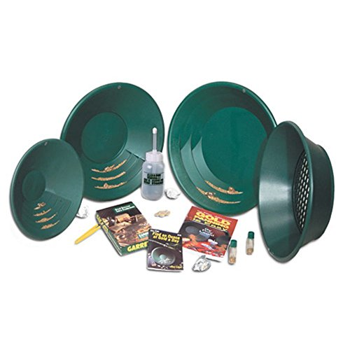 Garrett Deluxe Gold Pan Kit (Gold Pan Kit compare prices)