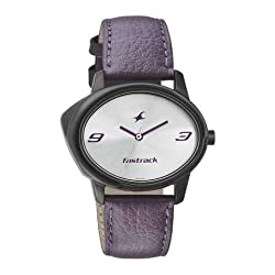 Fastrack Analog Multi -Color Dial Womens Watch - 6098NL01