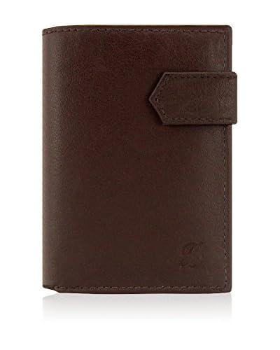 ACQ PIEL Brieftasche Acq-02320096M braun