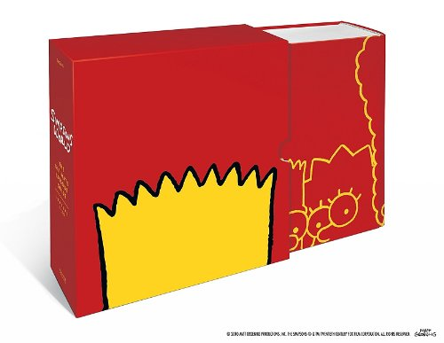 Simpsons World: The Ultimate Episode Guide, Seasons 1-20