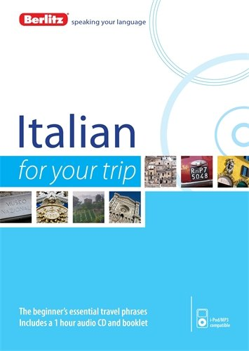 Italian For Your Trip (Berlitz For Your Trip)
