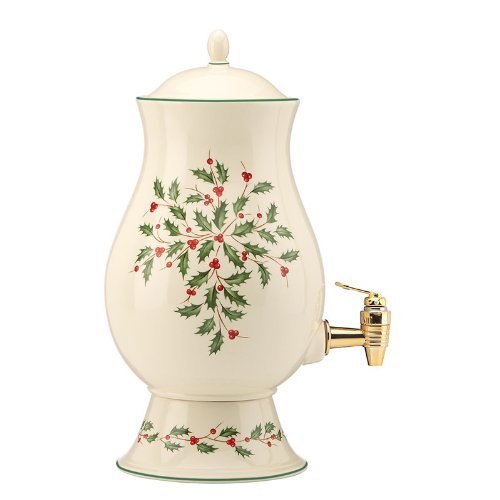 Lenox Holiday Beverage Dispenser
