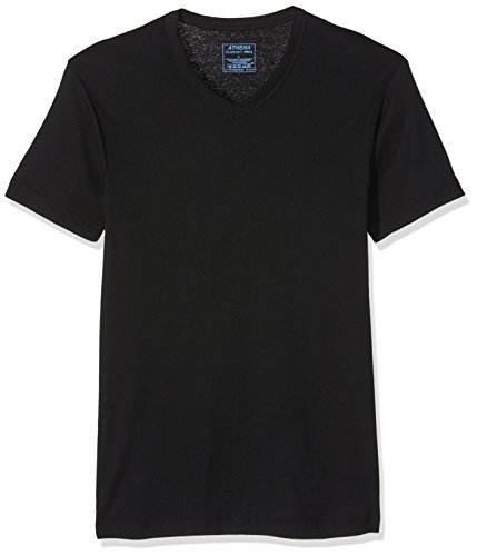 athena-l220-maillot-de-corps-homme-noir-medium-taille-fabricant-3-lot-de-2-