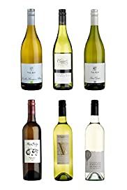 Australian White Wine Sampler - Case of 6