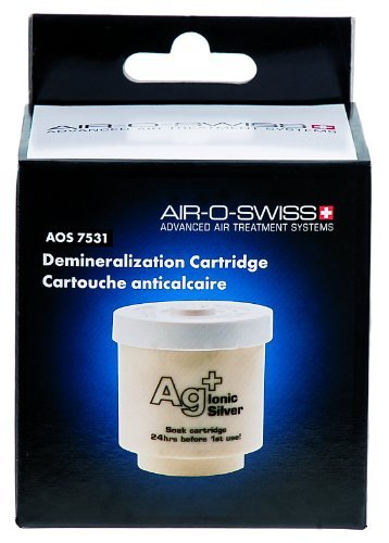 Air-O-Swiss AOS 7531 Demineralization Cartridge, Pack of 3