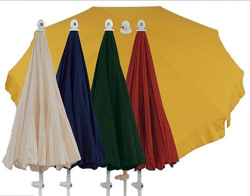 "Sonntex Sonnenschirm 200/10 ""Sky"", Polyesterbezug terracotta online kaufen"