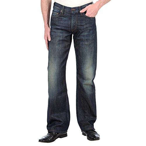 Mustang -  Jeans  - Uomo 587 UsedBlue 30 W/34 L