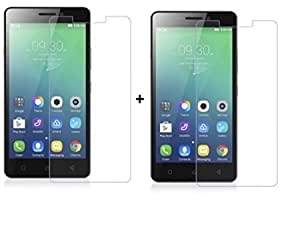 S-Softline temper glass Pack of Two for OPPO A51 T