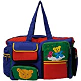 Diaper Bags For Mom With 7 Pockets And Large Size, Diaper Bags For Mothers, For Baby, Mother Bags For Babies,...