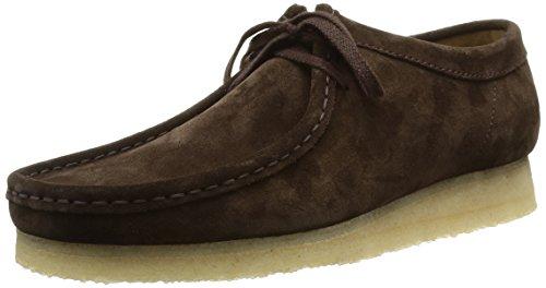 clarks-originals-wallabee-herren-derby-schnurhalbschuhe-braun-dark-brown-suede-395-eu-6-herren-uk
