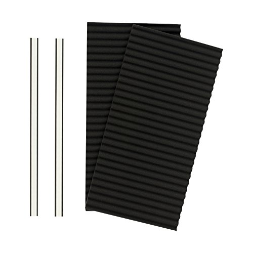 Duck Brand 1286294 Air Conditioner Foam Insulating Panels