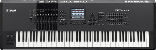 Yamaha Motif XF8 Music Production Synthesizer
