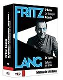 echange, troc Coffret Fritz Lang 5 films : Les Espions - Métropolis - La Femme sur la Lune - Dr Mabuse, le joueur - Les Nibelungen