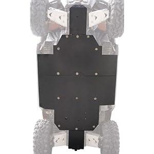 """Tusk Quiet-Glide Skid Plate 3/8"""" POLARIS RANGER RZR 800 RANGER RZR S 800 RANGER RZR S 800 LE"""