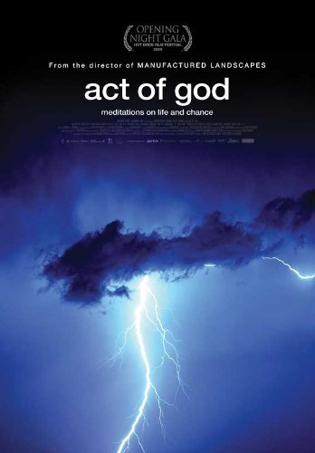 Act of God Poster film, 69 x 102 cm