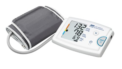 A&D Automatic Blood Pressure Monitor with Extra Large Cuff