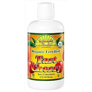 Dynamic Health - USDA Organic Juice Concentrate Tart Cherry - 32 oz.