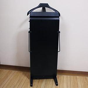 Amazon.co.jp: Corby(コルビー) ズボンプレッサー ブラック 3300JABK ...