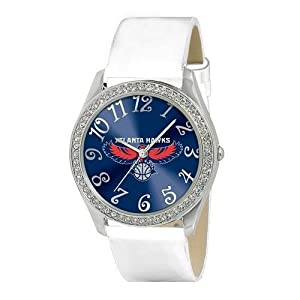 Atlanta Hawks Ladies Watch - Designer Diamond Watch by Game Time