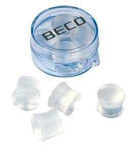 Beco tappi per orecchie in silicone sport e for Tappi in silicone per orecchie