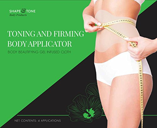 Ultimate Toning and Firming Body Applicator 3 Body Wraps - it works to firm tone and tighten (Camellia Sinesis Extract compare prices)