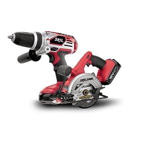 Skil 2895LI-15 18-Volt 2-Tool Combo Kit