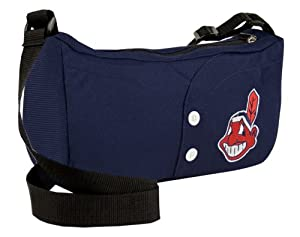 Little Earth 76004-INDI MLB Cleveland Indians Jersey Purse by Little Earth