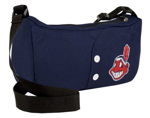 Little Earth 76004-INDI MLB Cleveland Indians Jersey Purse