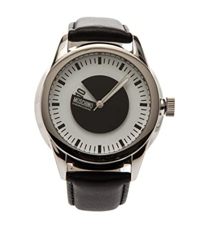 Moschino Cheap&Chic Reloj Disc Jockey Negro