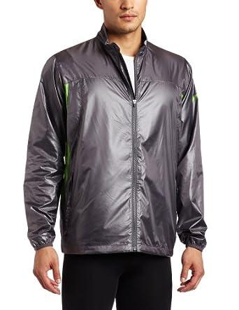 (暴跌)耐克Nike Golf Men's Light Weight Jacket超轻防水冲锋衣 深灰色 $42.50