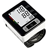 Professional FDA Approved Home Wrist Type Home Automatic Digital Blood Pressure Monitor Electronic Sphygmomanometer... - B019RJ9MOE