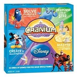 Cranium Disney Family Fun Game