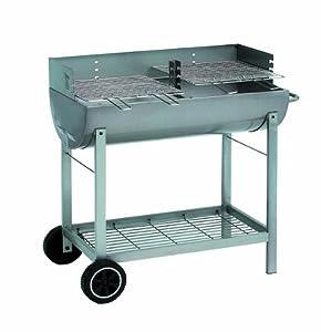 landmann grill chef 11543 oil drum barbecue garden outdoors. Black Bedroom Furniture Sets. Home Design Ideas